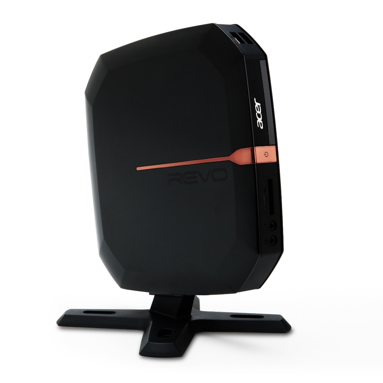 Acer Aspire Revo RL70 Desktop-PC (AMD E-450, 1,6GHz, 2GB RAM, 320GB HDD, AMD HD 6320, kein Betriebssystem)