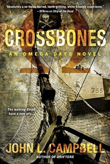 Crossbones by John L. Campbell| wearewordnerds.com