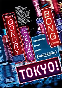 """Cover of """"Tokyo!"""""""