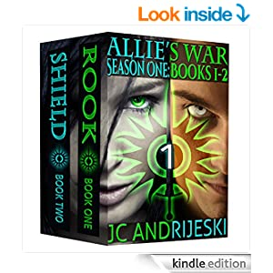 Allie's War Season One: Books 1-2
