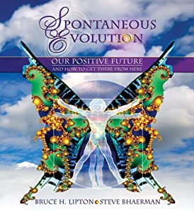 "Cover of ""Spontaneous Evolution: Our Posi..."