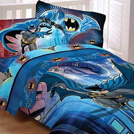 Batman Lightning Night DC Comics Full-Double Bedding Set