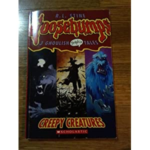 3 Ghoulish Tales