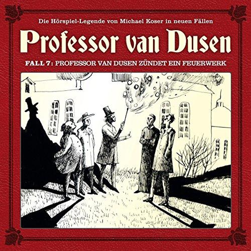 Prof. van Dusen - Die neuen Fälle (7) Professor van Dusen zündet ein Feuerwerk () maritim 2016