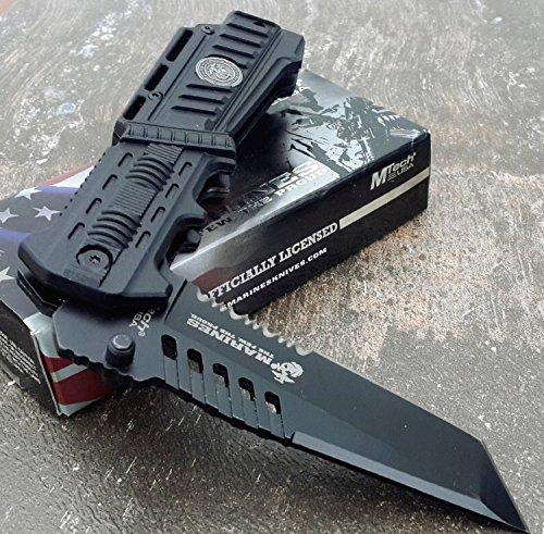 u s marines knife licensed usmc marines assisted military knives