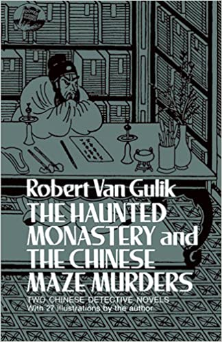 Image result for the haunted monastery book