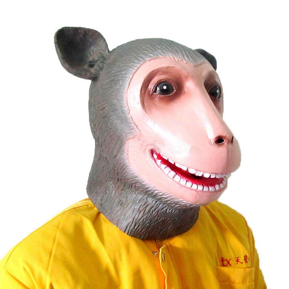 Halloween--Monkey mask