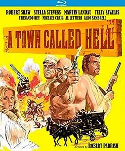 Amazon.com: A Town Called Hell aka A Town Called Bastard ...