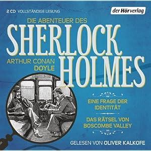 Die Abenteuer des Sherlock Holmes: Eine Frage der Identität & Das Rätsel von Boscombe Valley