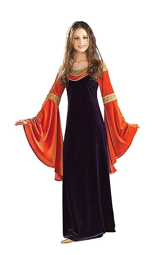 Rubie's Costume Women's Lord Of The Rings Deluxe Arwen Dress, Multicolor, One Size