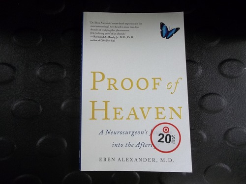 Eben Dr Book Proof Heaven Alexander