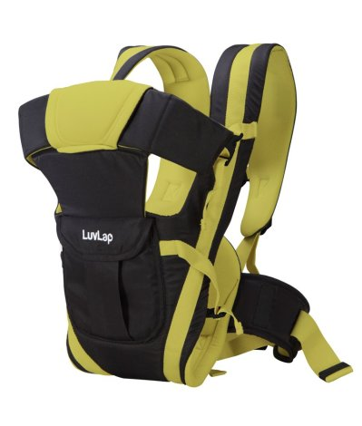 LuvLap Elegant Baby Carrier (Green)