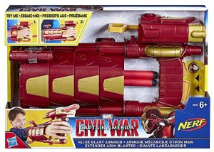 Marvel-Captain-America-Iron-Man-Armatura-per-Braccio-Deluxe