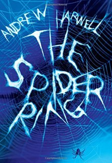The Spider Ring by Andrew Harwell| wearewordnerds.com