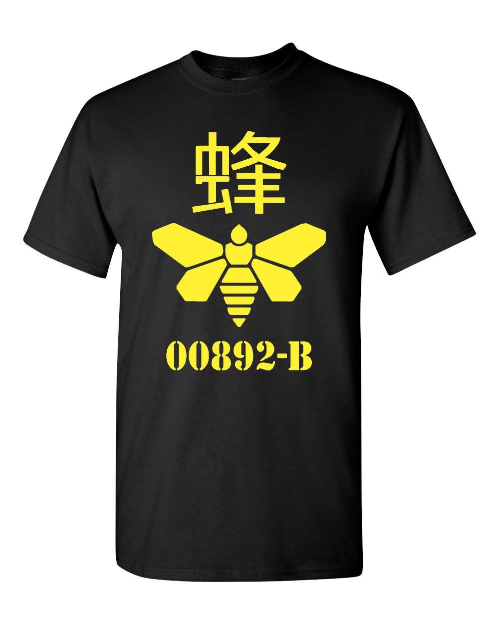 Golden Moth Methylamine Heisenberg Adult T-Shirt Tee