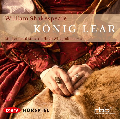 William Shakespeare -König Lear (DAV)