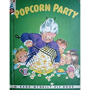 Popcorn Party [Book Elf book #468]