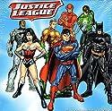 2017 JUSTICE LEAGUE 12 Month Colorful Calendar Superman Iron Man Green Lantern Wonder Woman Batman
