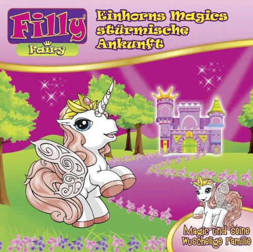 Filly (12) Fairy - Einhorn Magics Stürmische Ankunft (Europa)