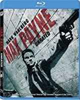 """Cover of """"Max Payne [Blu-ray]"""""""