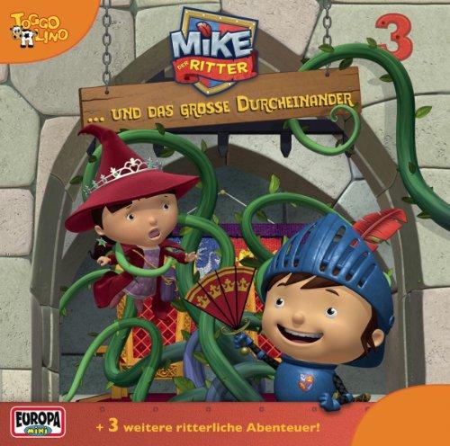Mike der Ritter (3) und das große Durcheinander (Europa)