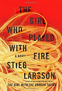 "Cover of ""The Girl Who Played with Fire"""