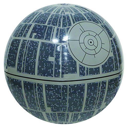 Star Wars Death Star Light-up Beach Ball