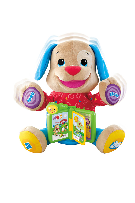 Use Fisher Price Laugh And Learn Learning Puppy