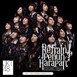 JKT48 希望的リフレイン 通常盤 Refrain Penuh Harapan - Refrain Full of Hope / Kibouteki Refrain Regular Version CD+DVD 生写真 - ARRAY(0xe0e87c8)