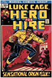 Luke Cage: Hero for Hire (Essential (Marvel Comics))