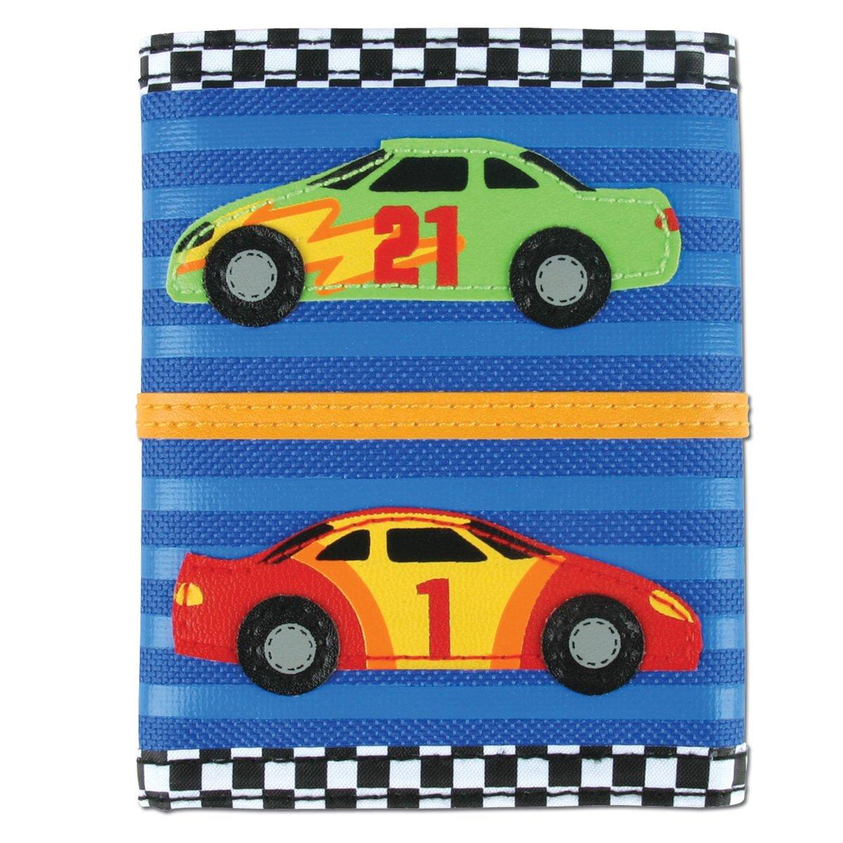 Stephen Joseph Race Car Wallet