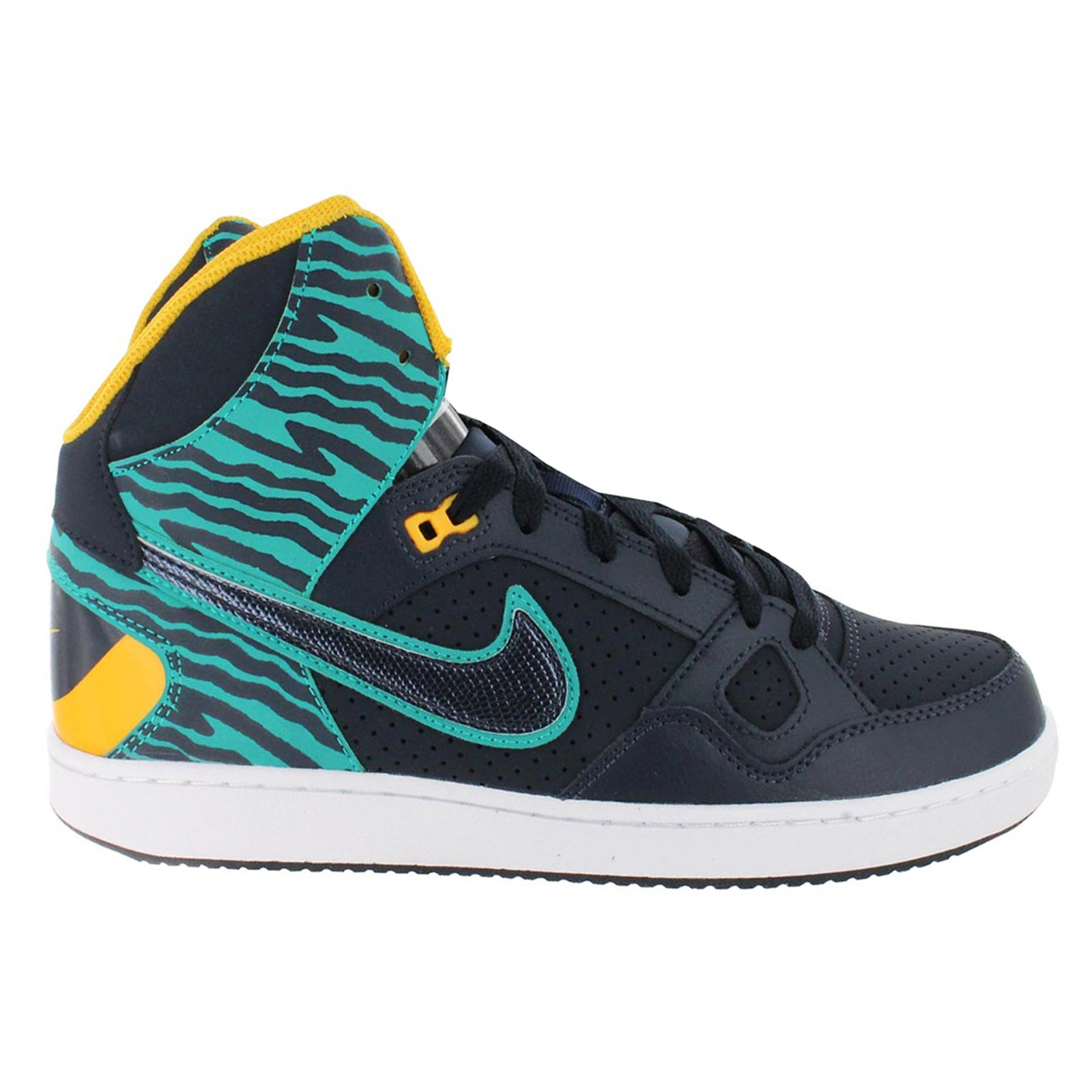 Nike Son Of Force Mid Navy Mens Trainers
