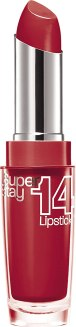 Buy Maybelline Super Stay Lipstick 14 Hr Non Stop (Red) At Rs 287 Only @ Amazon