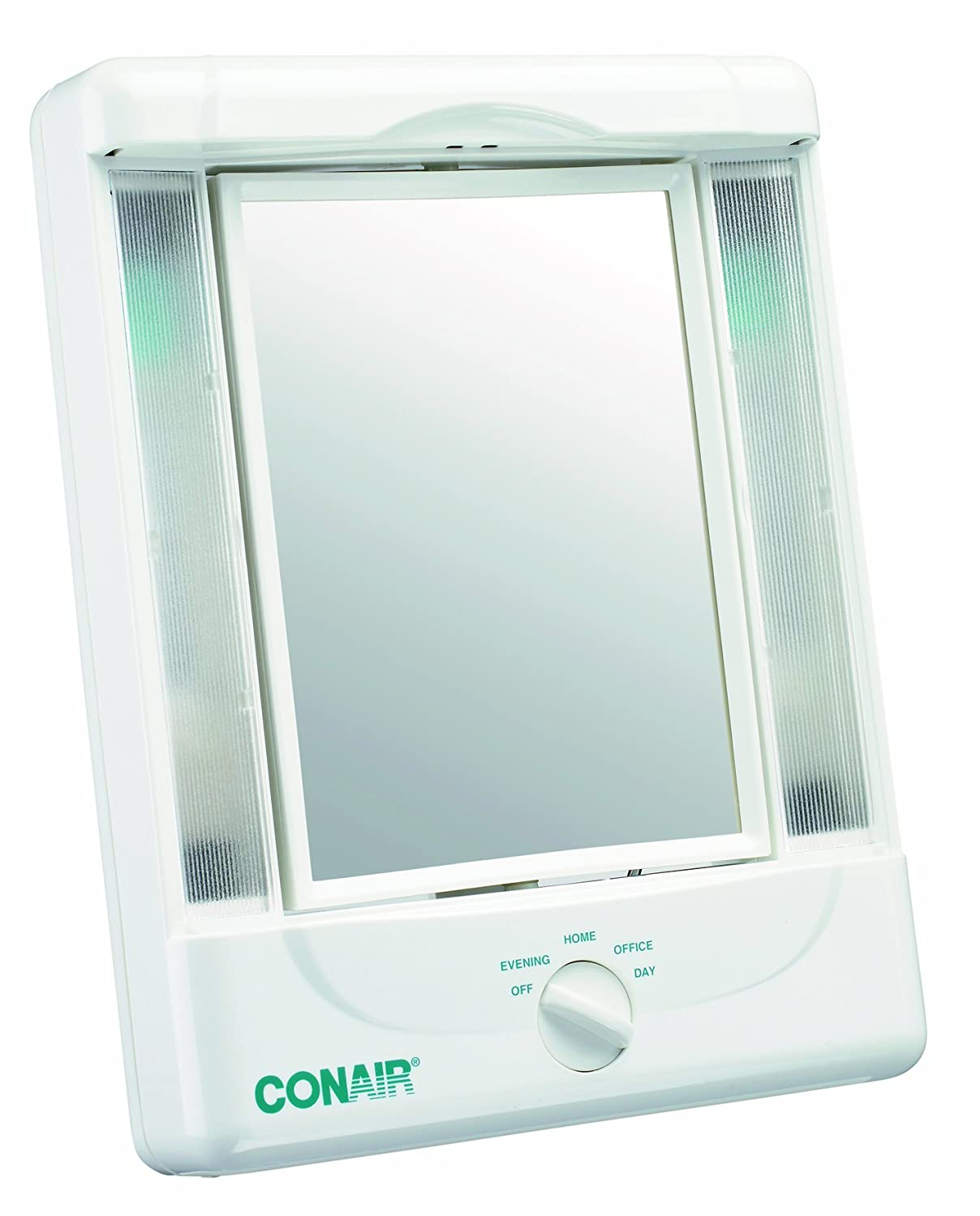 Conair Illumina Collection Two Sided Makeup Mirror With 4