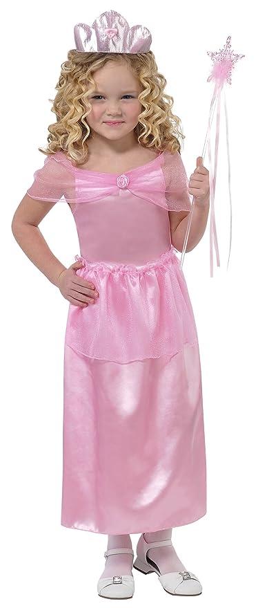 Children's Lil' Princess Costume Size Small (4-6)