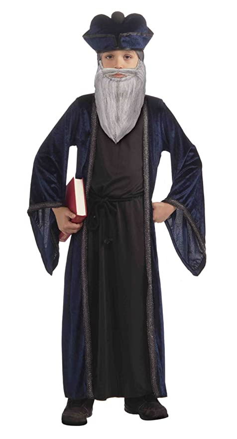 Nostradamus Child Costume, Small