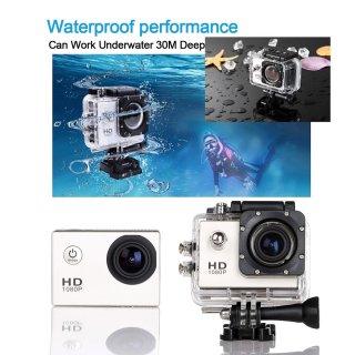 CCBETTER CS720 1080P Sport fotocamera impermeabile 2