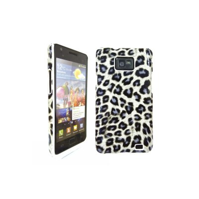LOVE MY CASE / Samsung Galaxy S2 / i9100 / Stylish High Grade Snow Leopard Print / NEW