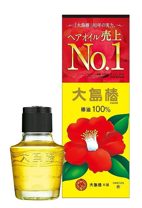Oshima Tsubaki Camellia Hair Care Oil - 60ml