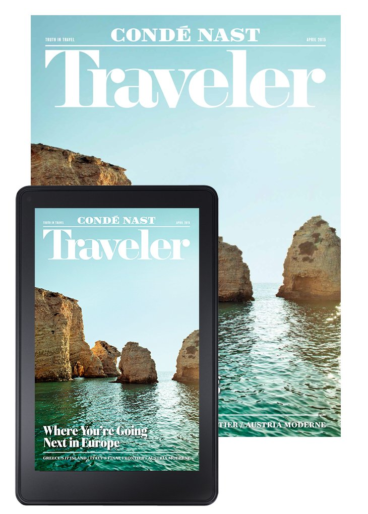 Conde Nast Traveler All Access + Free Weekender Bag