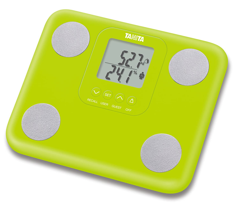 Monitor de grasa corporal, Tanita