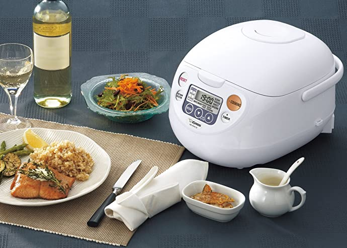 What Is The Best Japanese Rice Cooker of 2019? 1