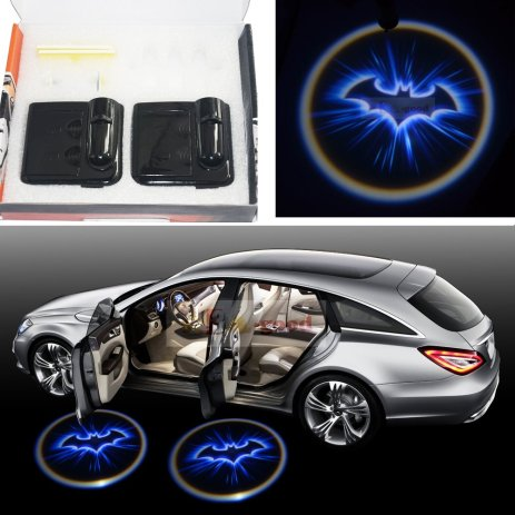 batman courtesy light car accessory