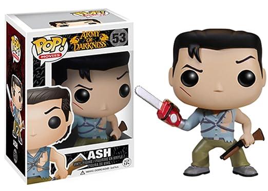 Funko - Figurina - Evil Dead - Ash Pop 10Cm - 0830395034072