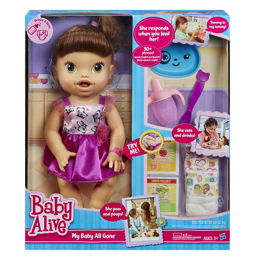 Baby Alive Clothes At Walmart