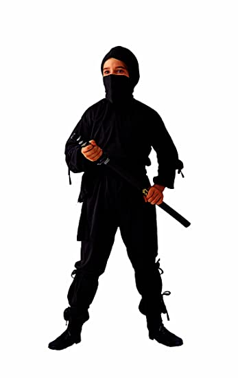 RG Costumes Ninja Costume, Child Large/Size 12-14