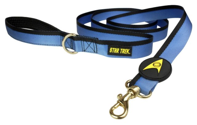 Star Trek Dog Leash - Boldly go where no other dog has gone before
