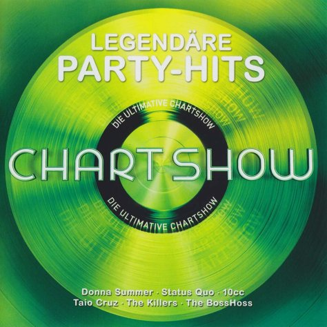 VA-Die Ultimative Chartshow Legendaere Party Hits-2CD-FLAC-2013-NBFLAC Download