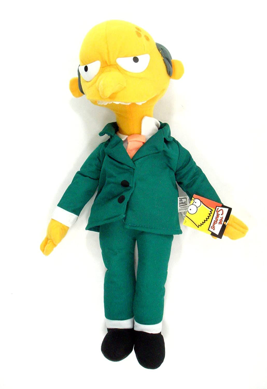 Simpsons 17 Inch Mr. Burns Plush Doll