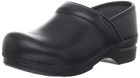 Dansko Women's Pro XP Clog,Ebony,40 EU/9.5-10 M US